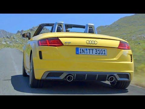 2019 Audi TT facelift