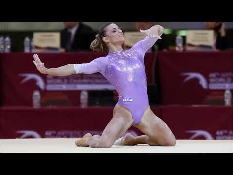 Gymnastics Floor Music Unstoppable Youtube