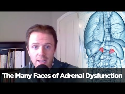 The Many Faces of Adrenal Dysfunction - Podcast #107