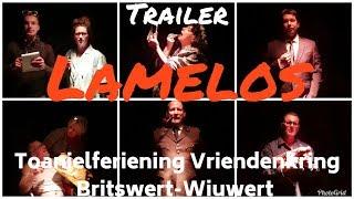 Toneel trailer Lamelos Toanielferiening Vriendenkring Britswert-Wiuwert
