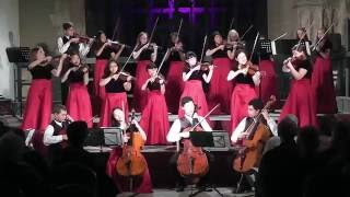 A lively performance of the Orange Blossom Special by the Vivaldi S...
