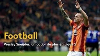 Wesley Sneijder, un nouveau cador en Ligue 1