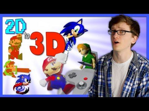 2D to 3D - Scott The Woz