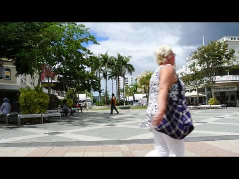 Cairns Central Business District