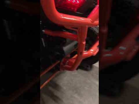 2018 Polaris rzr 1000 hmf qs exhaust turbo side x side