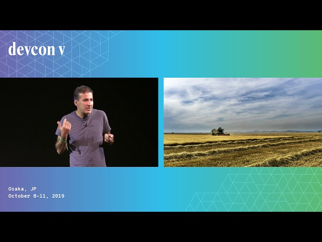 The Future of Value by Sep Kamvar (Devcon5)