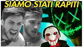 SIAMO STATI RAPITI! [Escape Room Horror] | Matt & Bise ft. Boosers