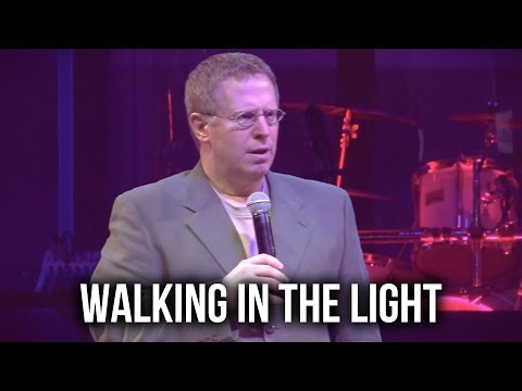 """Walking in the Light"" – Pastor Raymond Woodward"