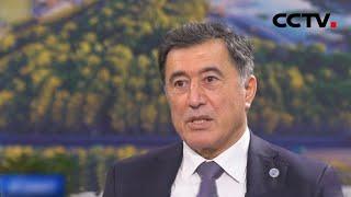 专访上海合作组织秘书长弗拉基米尔·诺罗夫 弗拉基米尔·诺罗夫:新疆发展有目共睹 世界不能再被谎言欺骗 |《中国新闻》CCTV中文国际 - YouTube