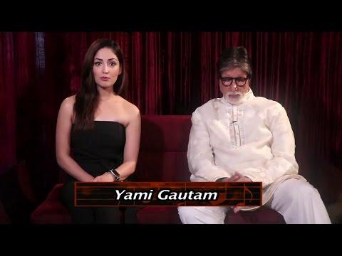 EXCLUSIVE INTERVIEW | AMITABH BACHCHAN | YAMI GAUTAM | SARKAR 3