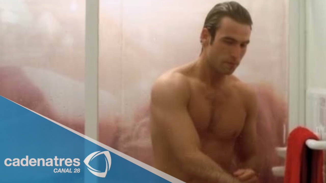 Primer desnudo de Rafael Amaya en el cine / First nude of Rafael Amaya in  film - YouTube
