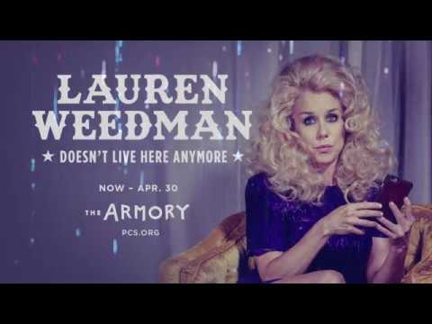 Lauren Weedman Doesn't Live Here Anymore: In Performance