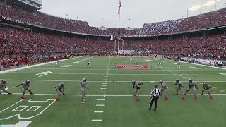 Saquon Barkley Returns Opening Kick for TD vs. Ohio State