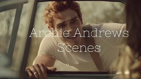 Riverdale - Archie Scenes