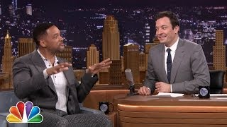 Will Smith Feels the Weight of The Tonight Show