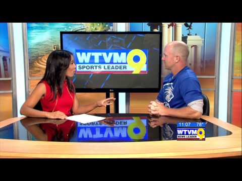 Kim Smith with Columbus Lions WTVM June 28, 2015