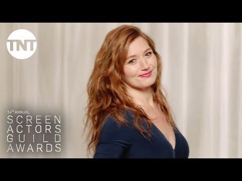 TNT & L'Oreal Send Lexi Reed (@fatgirlfedup) to the 2018 #SAGAwards   24th Annual SAG Awards   TNT