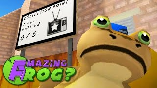 Amazing Frog - TV COLLECTION CHALLENGE PT 2 - Part 30