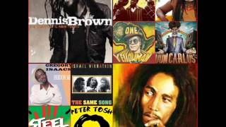 My selection Reggae Old School