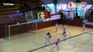 CSI Talent CUP U11 2015 SK Slavia Prague-Olympique Lyonnais  1-2