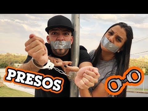 FICAMOS 6 HORAS PRESOS NUM POSTE!!