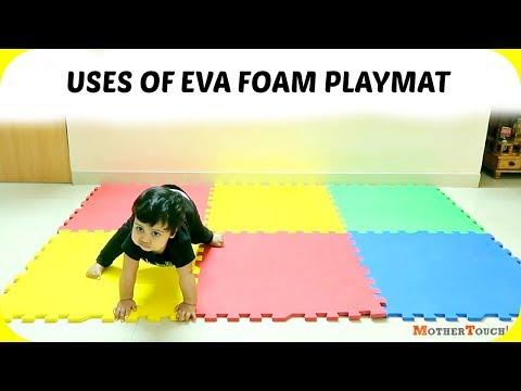 USES OF EVA PLAYMAT