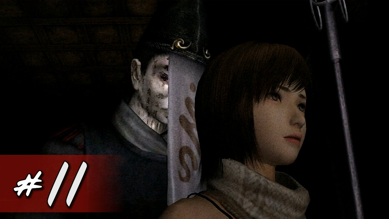 Project Zero 2: Wii Edition / Fatal Frame 2 - Walkthrough Part 11 ...