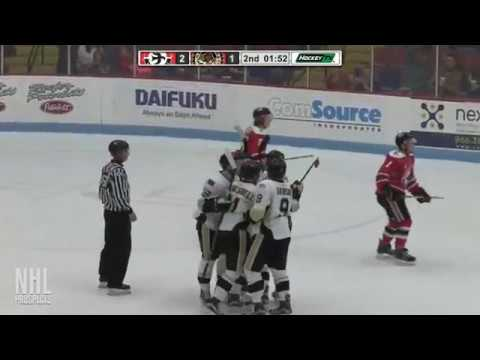 Andrei Svechnikov 1G vs Black Hawks | Dec 29 2016