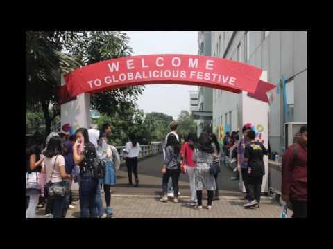 "Event : BINUS University ""GLOBALICIOUS 2016 "" 3 September 2016 @BINUS Campus Anggrek Jakarta"