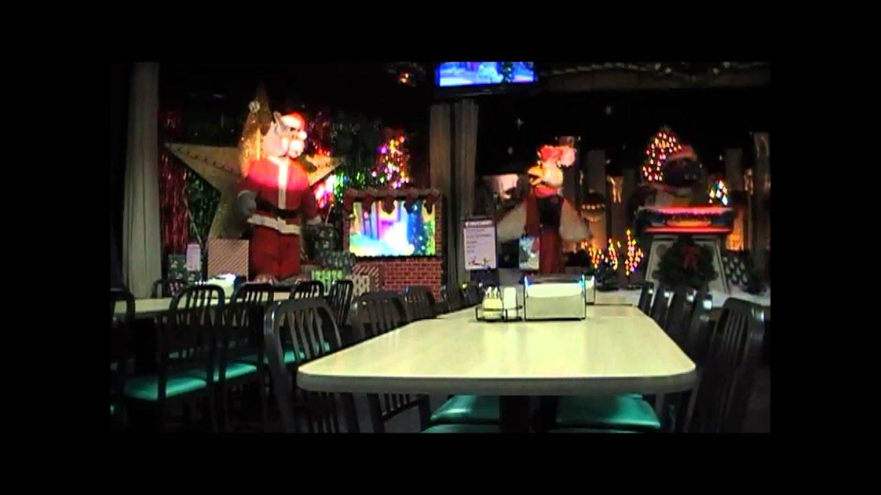 Chuck E Cheese Wilmington NC Holiday 2013 segment 1  YouTube