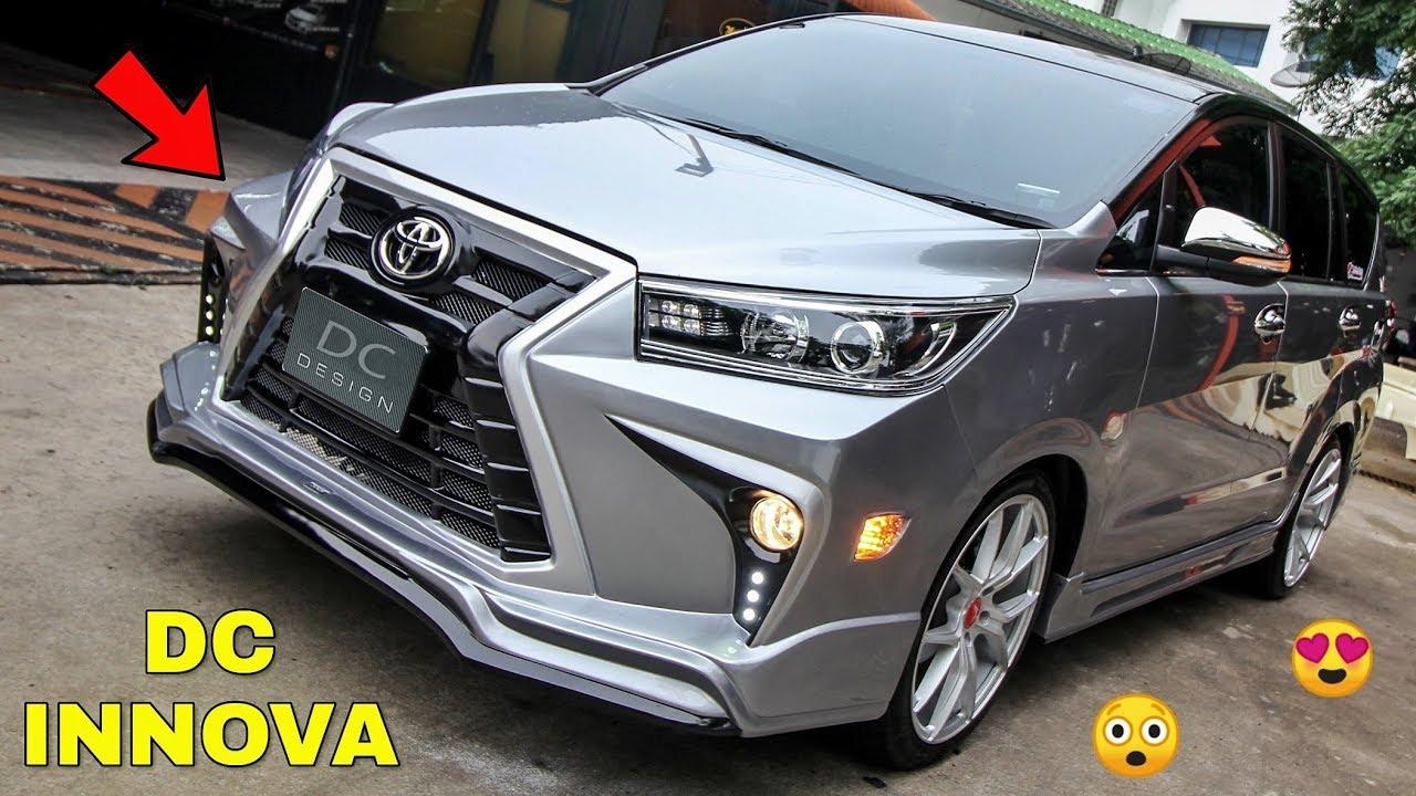 Top 10 Best Modified Toyota Innova Crysta