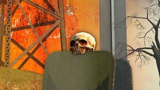 Half-Life 2 - Hidden Canals Skulls