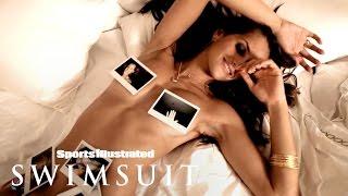 Izabel Goulart Gets Playful, Wears Nothing But Photos | Intimates | Sports Illustrated Swimsuit