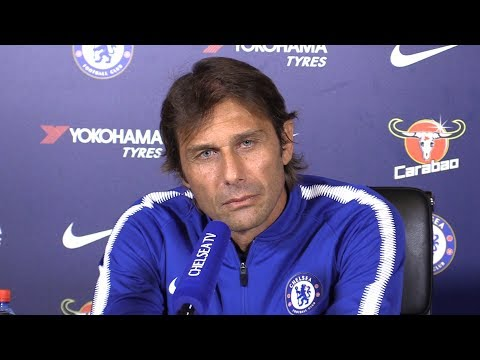 Antonio Conte Full Pre-Match Press Conference - Crystal Palace v Chelsea - Premier League