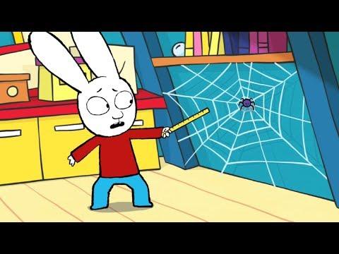 Simon - Simon Is Brave HD [Official] Cartoons For Children