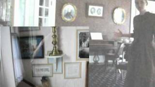 The Octagon House And 1st Kindergarten Watertown,wi. 2010 Guided Video Tour