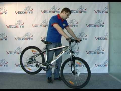 Обзор велосипеда Merida Matts 40D (2009)