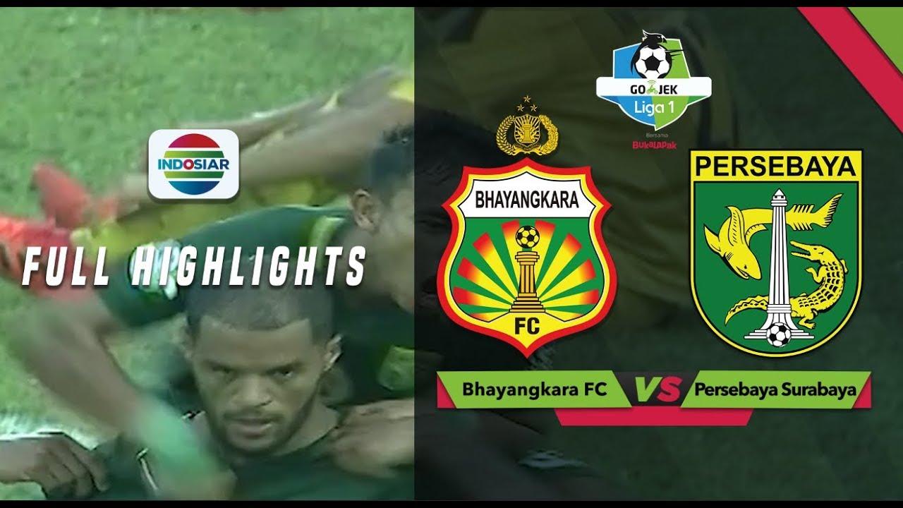 Image Result For Bhayangkara Fc Vs Persebaya