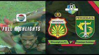 Download Video Bhayangkara FC (3) vs (3) Persebaya Surabaya - Full Highlight | Go-Jek Liga 1 Bersama Bukalapak MP3 3GP MP4