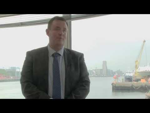 MSc Emergency Management  |  Michael McKenna, Dublin Port Company