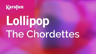 Karaoke Lollipop - The Chordettes *