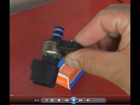 45RFE and 545RFE Transmission Pressure Sensor Replacement - YouTube