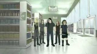 Metalocalypse-Dethklok 2005 Season 1 Trailer