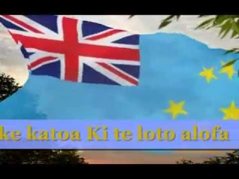 Tuvalu anthem karaoke vocal