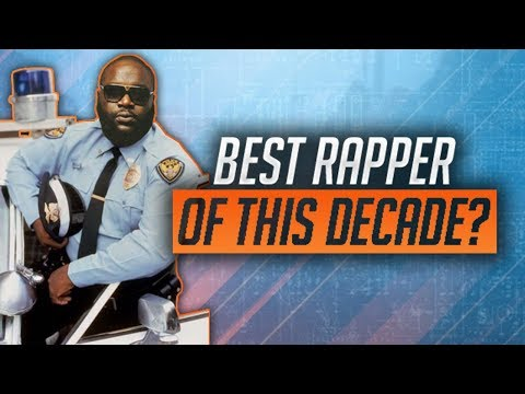 Was Rick Ross The BEST Rapper of The 2010s?