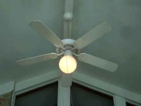 Craftmade porch fan ceiling fan youtube mozeypictures Images