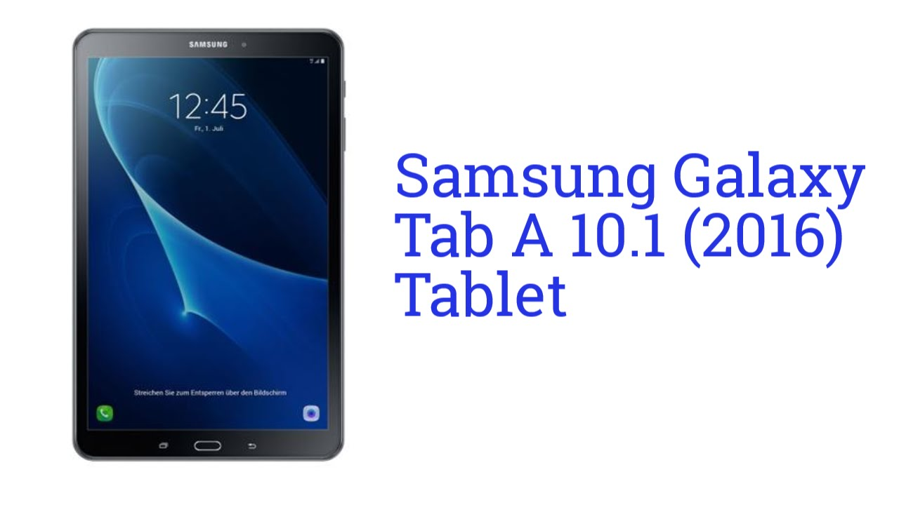 samsung galaxy tab a 10 1 tablet launch may 2016   youtube