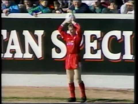(5of5) Aberdeen v Rangers League 8th Apr 1990 - 2nd Half
