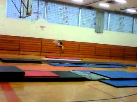 floor tumbling in east brady.