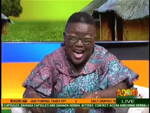 Badwam Newspaper Review on Adom TV (14-12-18)
